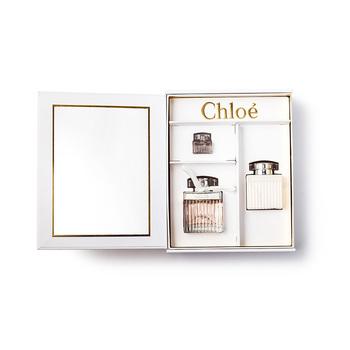 蔻依(chloe)女士淡香水礼盒75ml+5ml+100ml(淡香水75ml+5ml+乳液100ml)