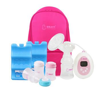 母乳时代 吸奶器+背奶包组合套装