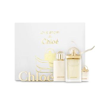 法国•蔻依(chloe)爱语女士香氛礼盒(爱语香氛75ml+7.5ml+爱语身体乳100ml)