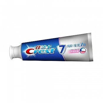 美国•佳洁士高阶全优7效 快速抗敏 牙膏 140克