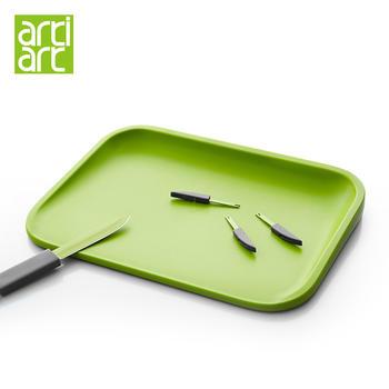 台湾Artiart 刀叉组合多功能切菜板
