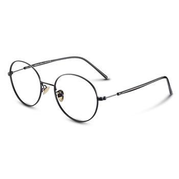 音米新款潮流圆形眼镜框