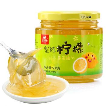 蜂蜜柠檬茶500克