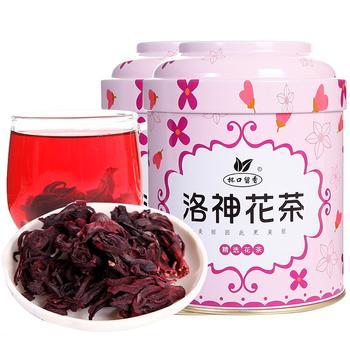 洛神花茶玫瑰茄50g*2罐