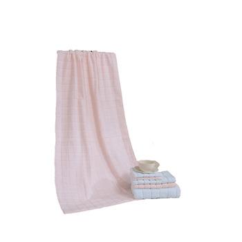 中国•富安娜馨而乐素色浴巾