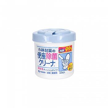 日本•小林kobayashi安心坐便圈清洁纸家庭装50片
