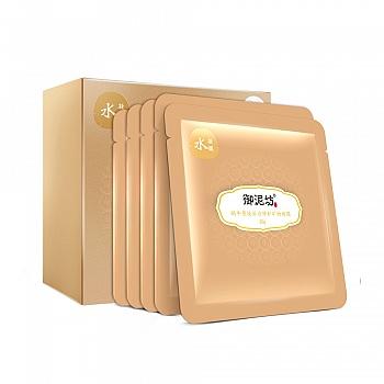 中国•御泥坊蜗牛原液活力修护矿物面膜5片/盒