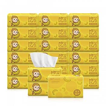 中国•植护 婴儿原木抽纸20包整箱装