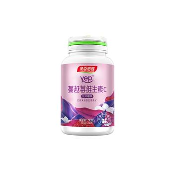 中国•汤臣倍健蔓越莓维生素C咀嚼片(90片)