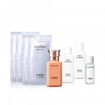 日本•HABA 辅酶美容液 30ml 8件套组