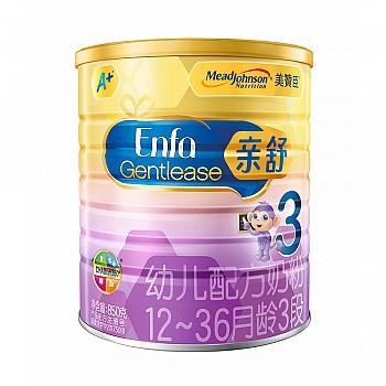 美国•美赞臣安儿宝A+亲舒幼儿配方奶粉850克罐装