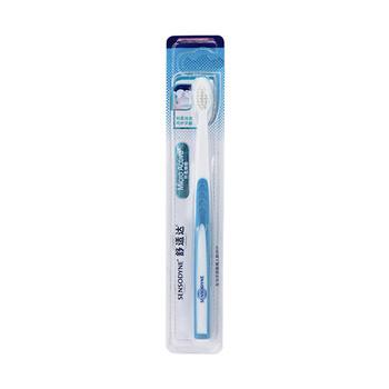 美国•舒适达(sensodyne) 纤柔细软 牙刷(颜色随机发货)