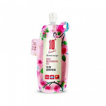 中国•10度玫瑰靓肤啫喱60g