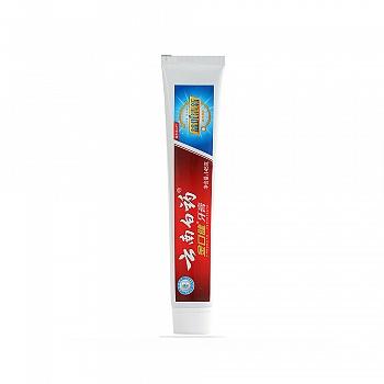 中国•云南白药 金口健 牙膏 145g (益优清新 冰柠薄荷)