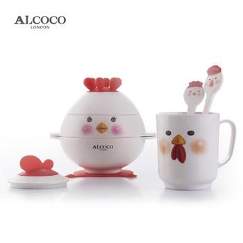 ALCOCO儿童餐具分隔辅食碗