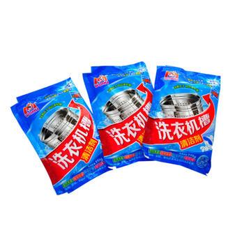 态美 3包装 洗衣机槽清洁除垢剂