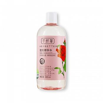 中国•千纤草玫瑰精华水(500ml)