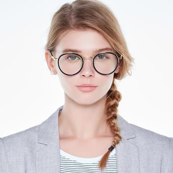 威古氏护目眼镜女防辐射蓝光手机电脑护目平光镜