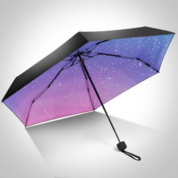 德国iRain迷你口袋防晒晴雨伞袖珍伞