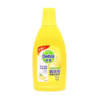 滴露 超浓缩衣物除 菌液柠檬700ml