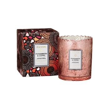 美国•voluspa蕾丝杯蜡柿子树与珊瑚