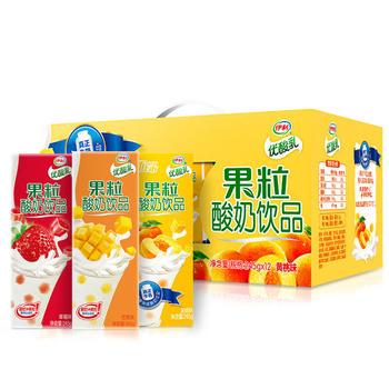 【1月产】伊利 果粒优酸乳 日期新鲜 品质保障