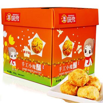 姥娘小酥榛子味200g/盒×2