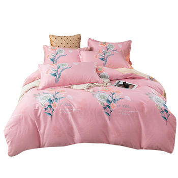 荻嘉茂 全棉床品床上四件套 多花型