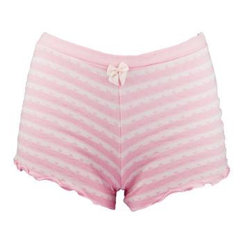 黛安芬少女系列小清新条纹短裤