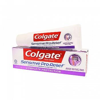 高露洁(Colgate)抗敏专家多效防护牙膏110g(泰国进口,美白抗敏)