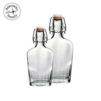 Bormioli Rocco 斯韵玻璃酒瓶 2只装