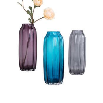 奇居良品 雅妮拉桶状玻璃花瓶