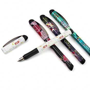施耐德  美丽系列 双笔头套装钢笔
