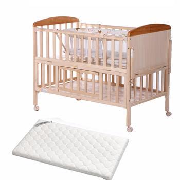 gb好孩子 婴儿童床和床垫组合套餐