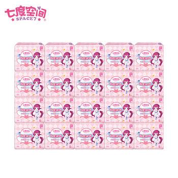 七度空间卫生巾优雅日用10片10装