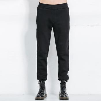 自由呼吸休闲运动卫裤男装束脚裤