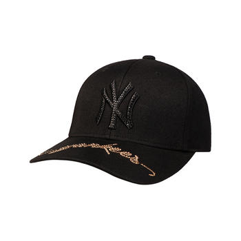 MLB棒球帽 时尚百搭亮钻帽子
