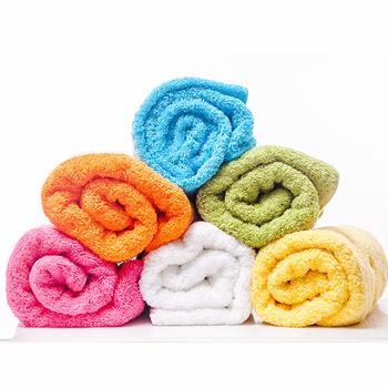 多样屋 悦色全棉方巾面巾浴巾
