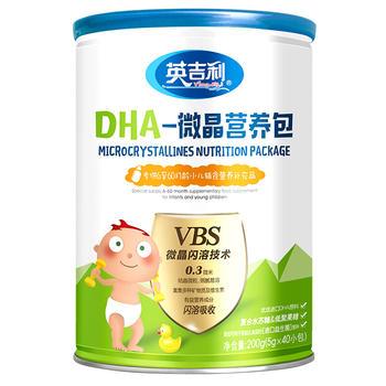 英吉利 婴幼儿DHA微晶营养包