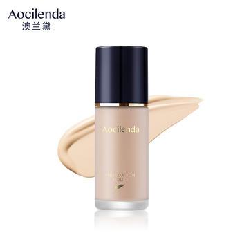 澳兰黛 孕妇专用粉底液化妆品遮瑕提亮
