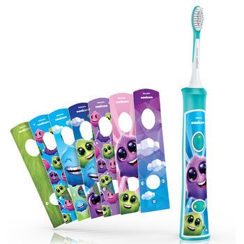 飞利浦儿童电动牙刷HX6322
