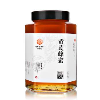 北京同仁堂臻品黄芪蜂蜜750g/瓶