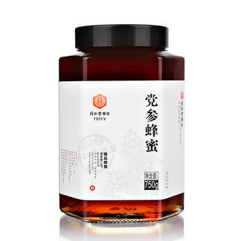 北京同仁堂臻品党参蜂蜜750g/瓶