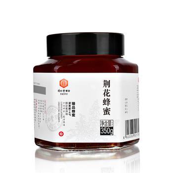 北京同仁堂臻品荆花蜂蜜350g/瓶