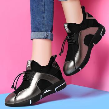 内增高女鞋显瘦运动鞋女鞋休闲鞋