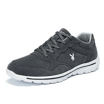 花花公子男鞋男士運動鞋跑步鞋