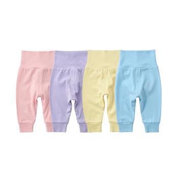 minizone2条装春夏可开档护肚高腰裤长裤