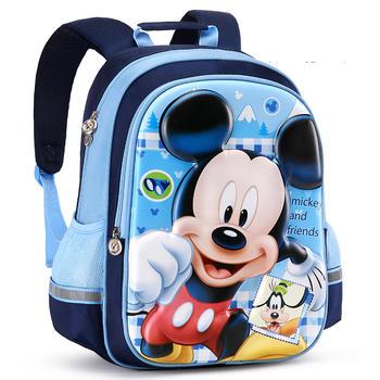 迪士尼书包儿童小学生1-4年级背包