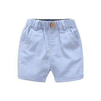 貝殼元素夏裝新款男童短褲潮kzb078