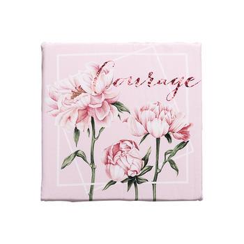 范居态度美式花卉椅垫